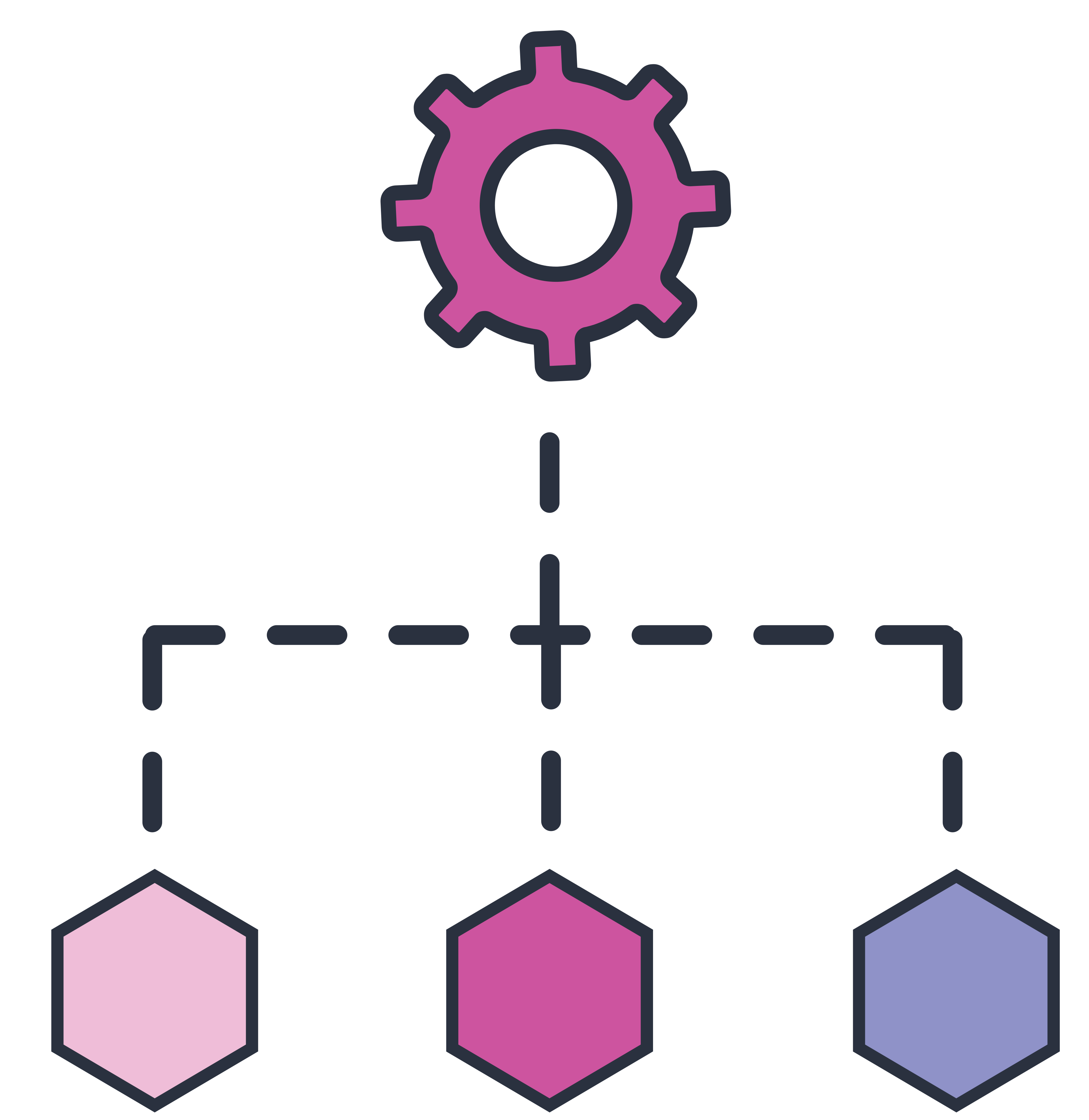 Streamlined Data Paths